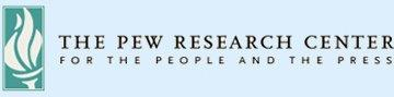 Pew Research Center logo.