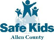Allen County Safe Kids logo.