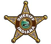 Sheriff's Department logo.