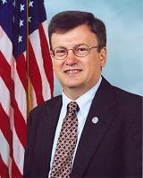US Congressman Mark Souder.  Courtesy photo from his official website.