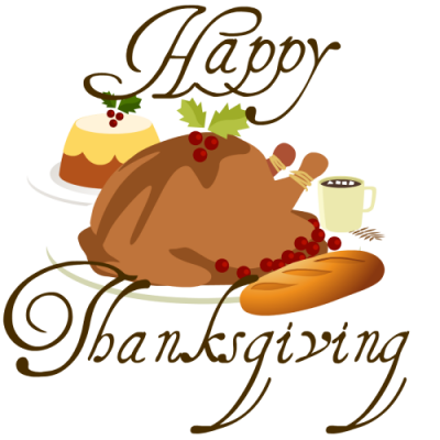 Happy Thanksgiving!  Clipart from: https://hubpages.com/hub/Thanksgiving-Clip-Art