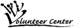 Volunteer Center logo.