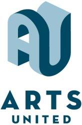 Arts United's new logo.