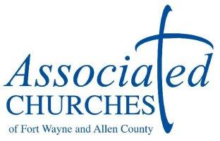 Associated Churches of Fort Wayne and Allen County logo.