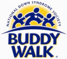 Buddy Walk logo.