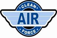 Clean Air Force logo