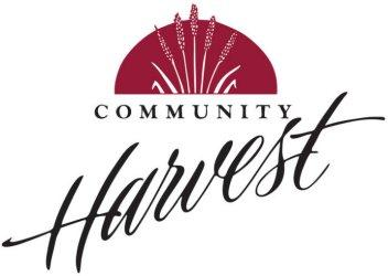 Community Harvest Food Bank logo.