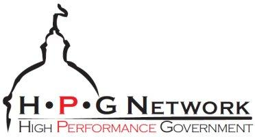 High Performance Government Network logo.