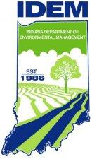 Indiana Department of Environmental Management logo.